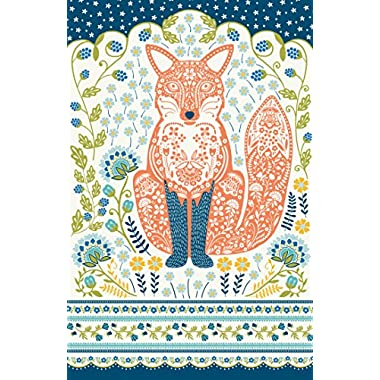 Ulster Weavers 29.1 x18.9  Woodland Fox Cotton Tea Towel