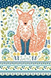 Ulster Weavers 29.1'x18.9' Woodland Fox Cotton Tea Towel, Fabric