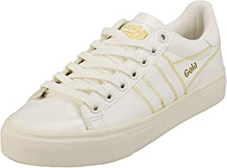 Gola Orchid Ii Patent Womens Fashion Trainers