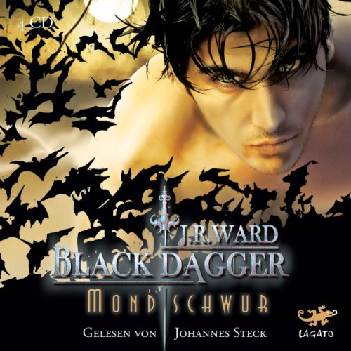 Mondschwur (Black Dagger 16) audiobook cover art