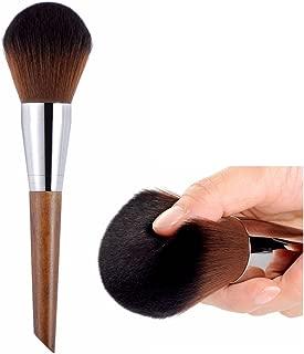 CLOTHOBEAUTY Premium Synthetic Kabuki Makeup Brush Kit, Incredible Soft, X-Large Powder Blush Bronzer Brush