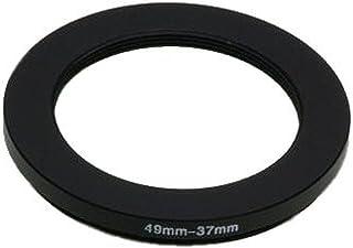 コニーエレクトロニクスサービス ステップダウンリング ビデオカメラ用変換 [ピンホールレンズ装着可能] P-RING 49-37mm