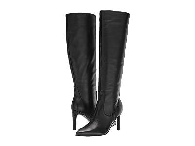 Nine West Maxim Knee High Boot (Black) Women