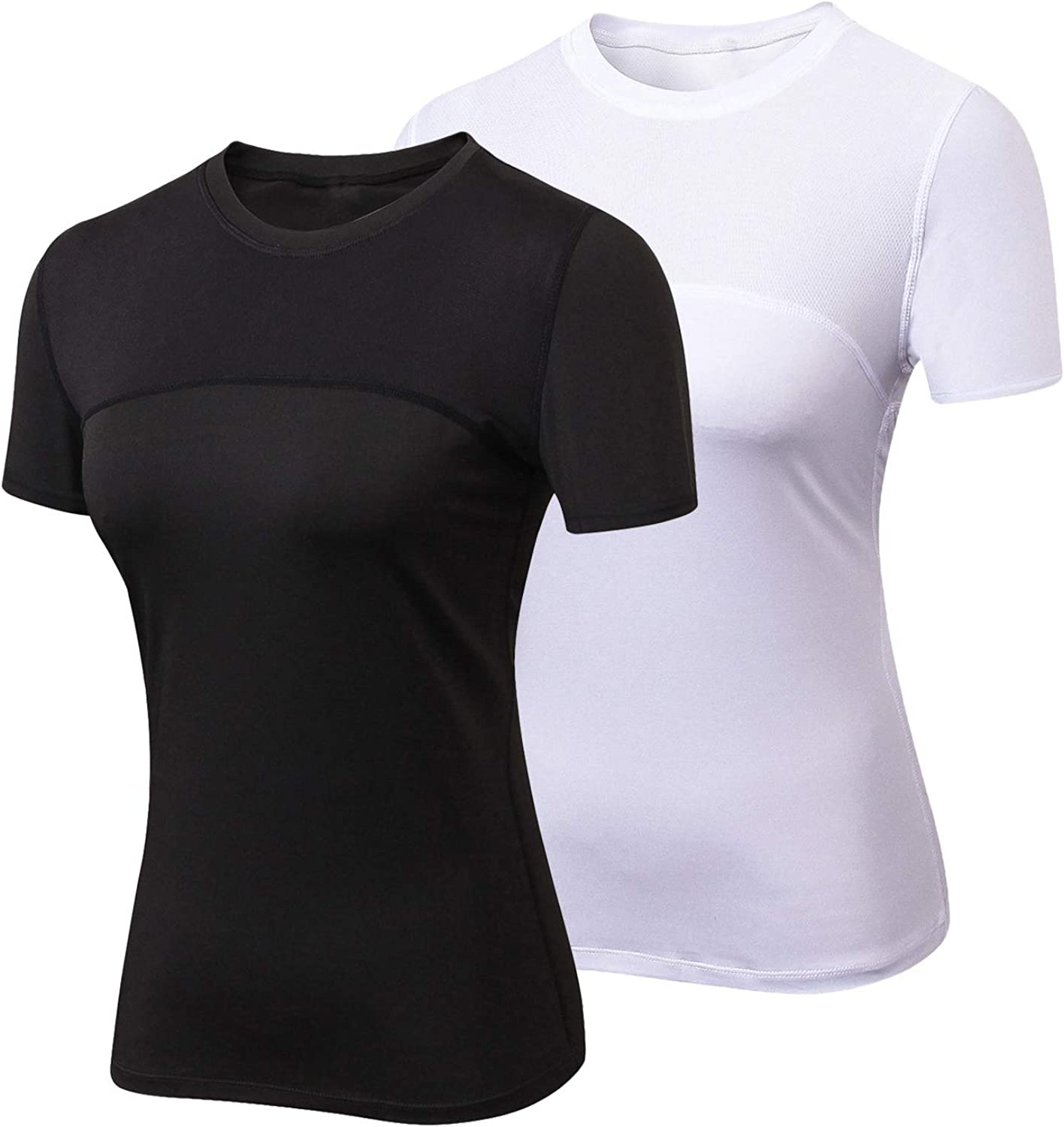 Spring new work Women Workout Shirt Dry Fit Short Sport Tops All items in the store Sleeve Compression