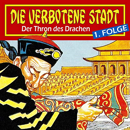 Der Thron des Drachen cover art