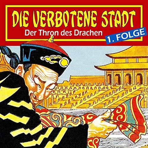Der Thron des Drachen Titelbild