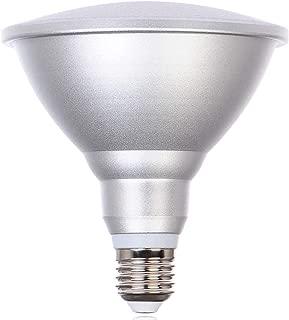 Esei「3年保障」 LED電球 ビーム電球 ビームランプ 180W相当 E26口金 IP65 防水加工 看板照明 長寿命 超軽量 PSE 電球色 (電球色, 単品)