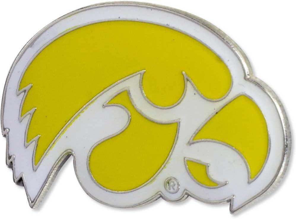 40% OFF Cheap Sale NCAA Iowa Hawkeyes Team Ranking TOP17 Logo Pin