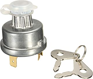 ATV Parts & Accessories Universal Tractor Ignition Switch Starter W/2 keys For Case IH David Brown Landini Leyland for Marshall Massey Ferguson Nuffield