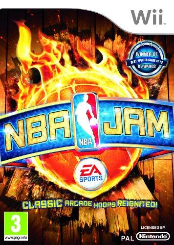 Electronic Arts NBA Jam, Wii