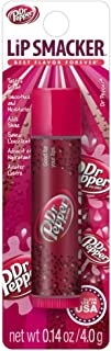 Lip Smacker Lip Gloss Lip Balm Dr Pepper 0.14 Ounce (Pack of 6)