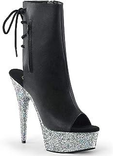 Pleaser Women`s Delight-1018LG Ankle-High Boot