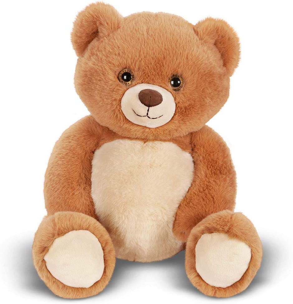 Vermont Great interest 1 year warranty Teddy Bear Brown Animal – Cuddly Stuffed