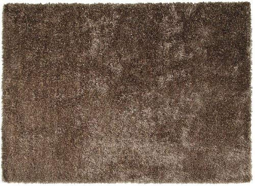 ESPRIT New Glamour Moderner Markenteppich, Polyacryl/Polyester, Braun, 240 x 170 x 4 cm