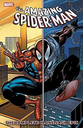 SPIDER-MAN COMPLETE CLONE SAGA EPIC 01 (Spider-Man: The Complete Clone Saga Epic)