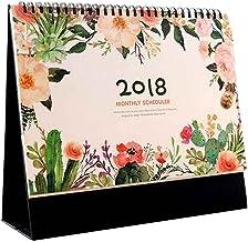 Junio 2017 - Diciembre 2018 Calendarios Office Desktop Calendar [C]