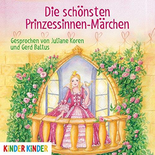 Die schönsten Prinzessinnen-Märchen Titelbild