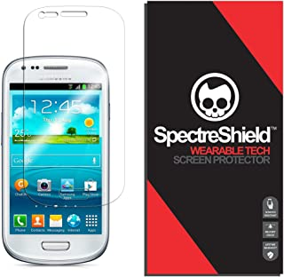 Spectre Shield Screen Protector for Samsung Galaxy S3 Mini Accessory Samsung Galaxy S3 Mini Case Friendly Full Coverage Clear Film