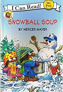 Little Critter (My First I Can Read) 7 Book Pak (Snowball Soup/Going to the Firehouse/This is My Town/Going to the Sea Park/To The Rescue!/Just a Little Sick/A Green, Green Garden)