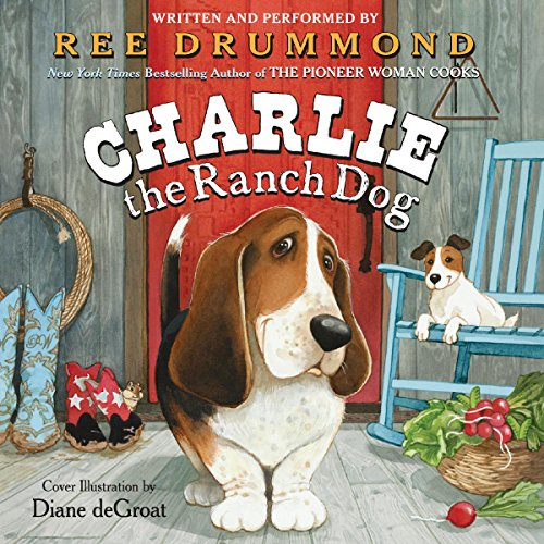 Charlie the Ranch Dog audiobook cover art