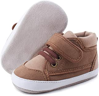 Baby Boys Girls Shoes Soft Sole Infant First Walker Sneakers
