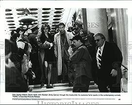 Historic Images - 1992 Vintage Press Photo Geena Davis and Andy Garcia star in Hero. - spp06347
