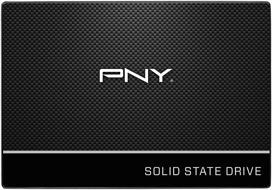 """PNY CS900 120GB 3D NAND 2.5"""" SATA III Internal Solid State Drive (SSD) - (SSD7CS900-120-RB)"""