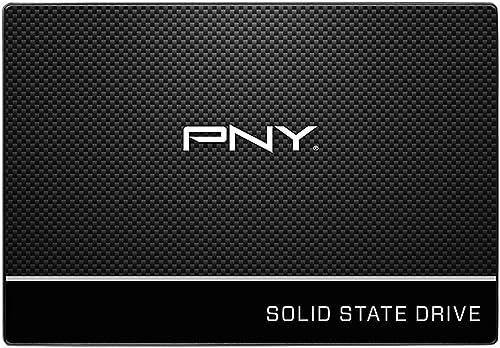 PNY CS900 120GB 2.5 inch SATA III Internal Solid State Drive (SSD) - (SSD7CS900-120-RB)