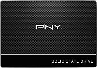 """PNY CS900 250GB 3D NAND 2.5"""" SATA III Internal Solid State Drive (SSD) - (SSD7CS900-250-RB)"""