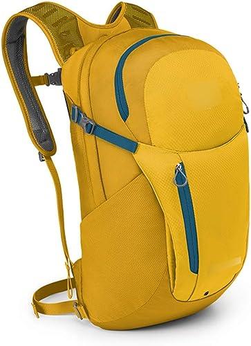 LiPengTaoShop Nouveau Sac à Dos Multifonctionnel A++ (Couleur   jaune, Taille   46.5  23  24cm)