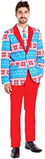 Tipsy Elves Bright Colorful Christmas Holiday Suits - Jacket and Pants Sold Separately