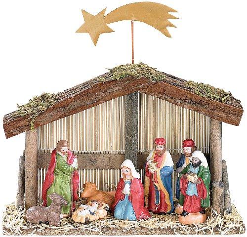 Pearl Crèche de Noël