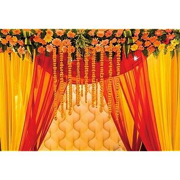 Amazon Com Csfoto 8x6ft Wedding Backdrop Bohemian Style Wedding Ceremony Background For Photography Bridal Shower Decor Banner Baby Shower Photo Wallpaper Camera Photo