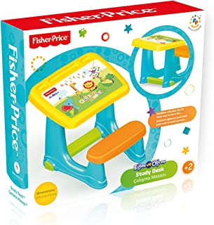 Fisher Price Study Desk Kids Furniture