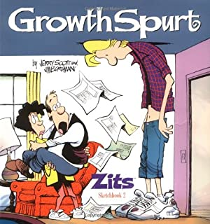 Growth Spurt: Zits Sketchbook 2 (Volume 2)