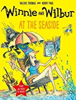 Winnie and Wilbur at the Seaside with audio CD