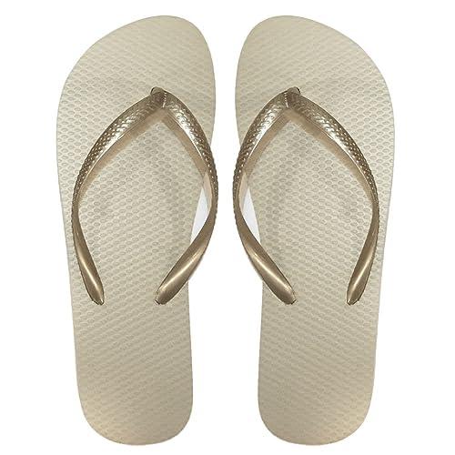 731f29a3c28d SUGAR ISLAND® Unisex Ladies Girls Mens Summer Beach FLIP Flop Pool Shoes