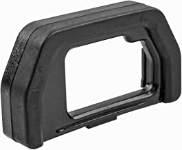 Foto&Tech Eyecup with Rubber Coated Plastic Compatible with Olympus OM-D E-M5 Mark II Camera Viewfinder Replaces Olympus E...
