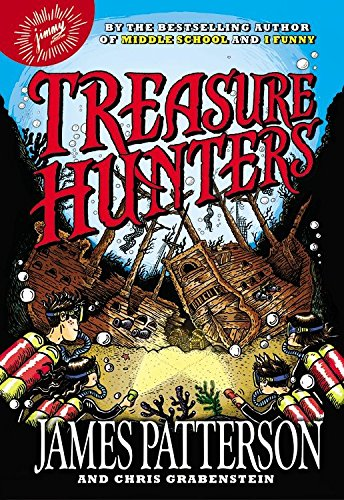 Product Image of the Treasure Hunters (Treasure Hunters, 1)