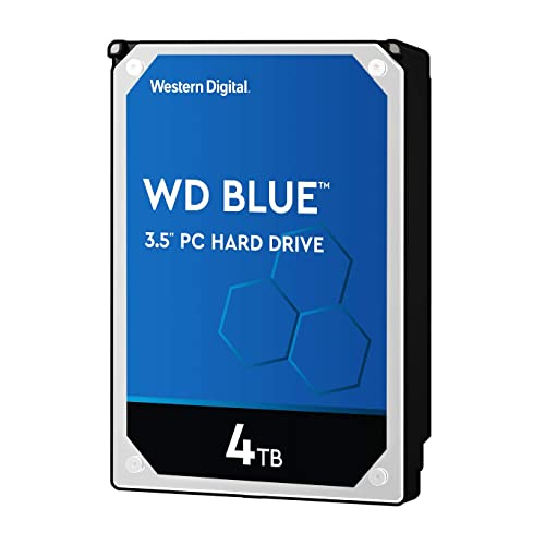 "Western Digital WD40EZRZ Disque Dur Interne 3,5"" 4 to SATA"