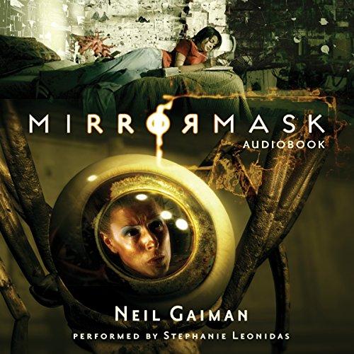 MirrorMask audiobook cover art