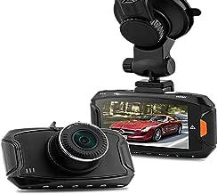 Eaglerich Ambarella A7LA50 GS90A Car DVR Recorder with GPS 23041296P Dash Cam Full HD 2.7 inch Screen 170 Degree Angle H.264 Night Vision