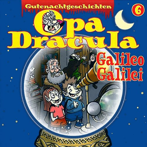 Opa Dracula 6: Galileo Galilei cover art