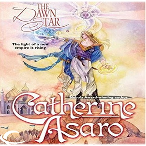 The Dawn Star audiobook cover art