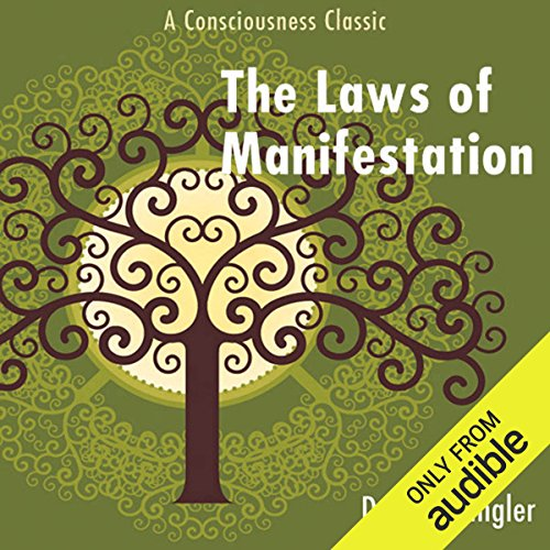 The Laws of Manifestation audiobook cover art