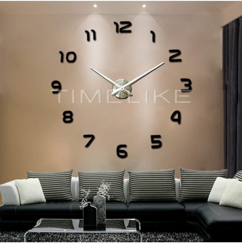 Entrega gratuita y rápida disponible. DZKQ Relojes De Parojo Pegatinas Llegadas Grandes Reloj De De De Cuarzo Agujas Estilo Moderno Decoración para El Hogar Multi  descuento de bajo precio