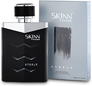 Skinn Steele Fragrance for Men, 100ml