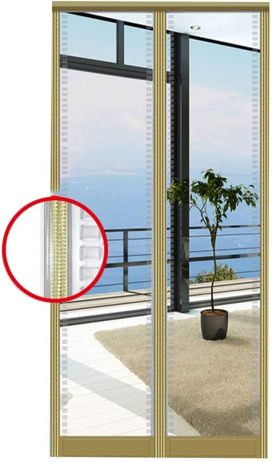 Thermal Insulated Door Curtain GGYMEI Clos Magnetic Max 50% Large special price !! OFF Screen