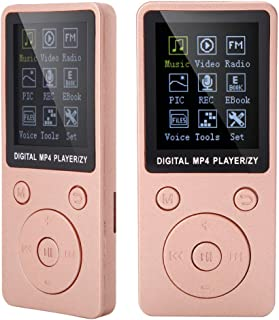 $24 » Liccx MP4 Player with Screen,MP4 Music Player Support 32GB TF Card with Headphone,Plug and Play for Walking Running,Adjust...