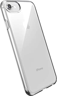 Speck Slim Clear iPhone 8/iPhone 7/iPhone 6S Case, Single Layer, Clear